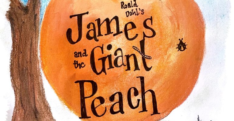 And giant peach the james