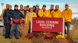 Louie Forever: Dexter Schools name building after lifelong Dexter Booster Louie Ceriani